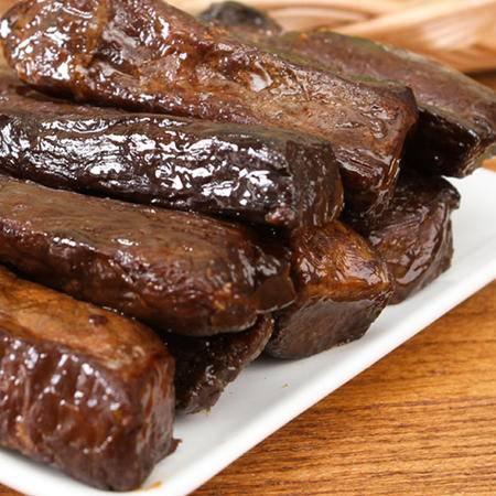 草原馨牛 牛肉干 500g/袋 香辣/原味 办公零食