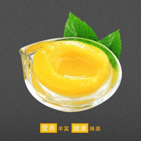 爱奇泰 黄桃罐头 310g*8 l礼盒装 罐头 桃子 休闲零食