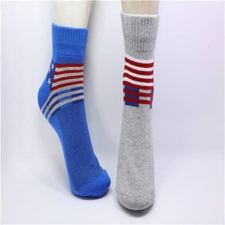 【四平馆】天马 男士运动袜 混合色 TB1303*4双包邮