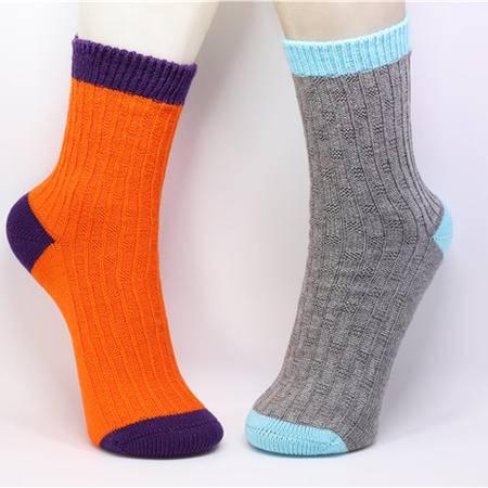 【四平馆】天马 加厚保暖女袜 TM6125 5双包邮 颜色随机
