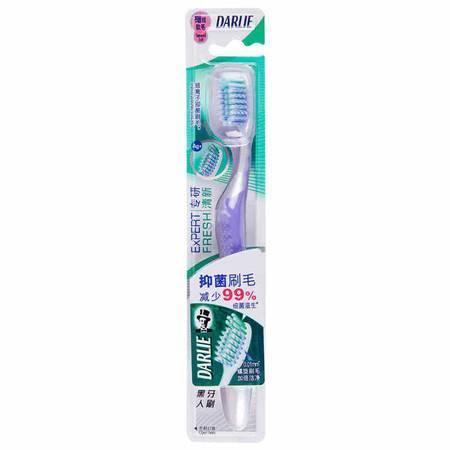 黑人(DARLIE) 专研清新牙刷