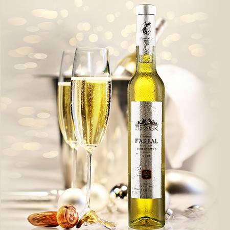 法莱雅冰谷葡萄酒进口晚收甜葡萄酒白葡萄酒375mlx6