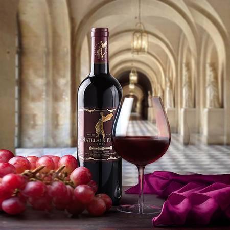 法莱雅法国原瓶进口干红葡萄酒超值组750mlx6瓶