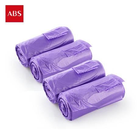 ABS爱彼此 Karson可拎式环保垃圾袋4卷(120只)