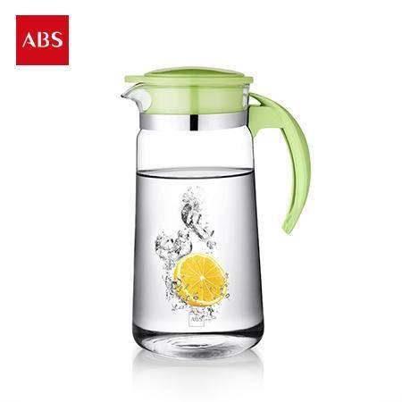 ABS爱彼此 Sadie耐热玻璃透明冷水壶(1.4L)