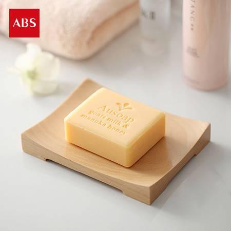 ABS爱彼此 Joris天然榉木长方形皂托