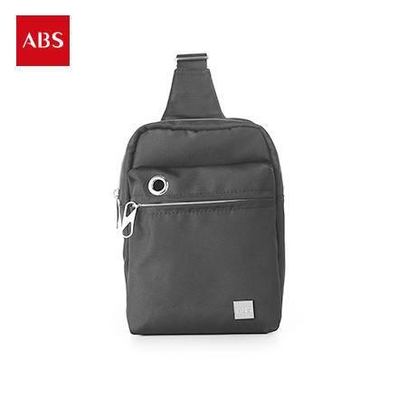 ABS爱彼此 Eason旅行家系列防水斜跨胸包