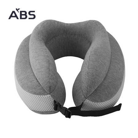 ABS爱彼此 立体承托护颈枕 多用枕 午睡枕