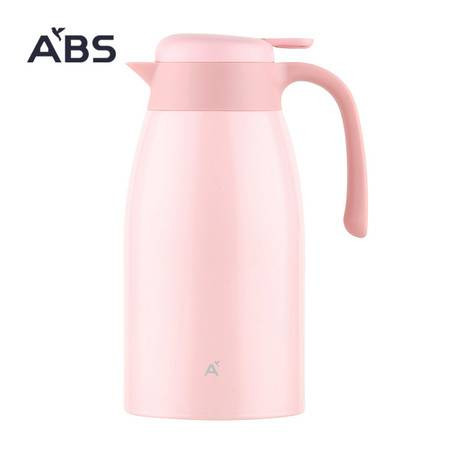 ABS爱彼此 316不锈钢内胆家用真空保温水壶 2.5L