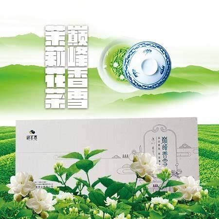 绿茗春巅峰香雪(飘雪)花茶