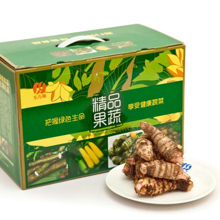 东方雁 东方雁精品芋艿(10斤/箱)