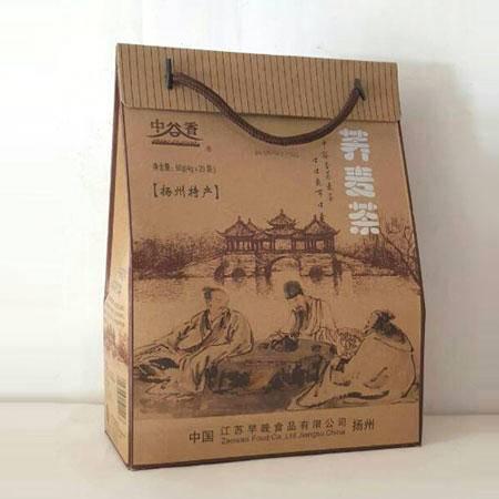 中谷香 荞麦茶礼盒400克