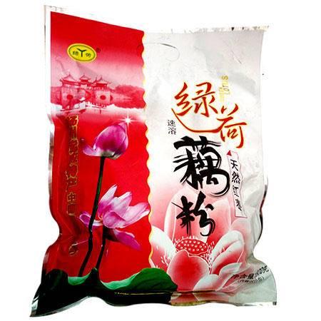 绿荷 红枣藕粉600克袋装