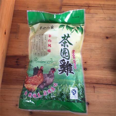 茅山人家 茶园鸡 生制品 句容农家散养 原生态