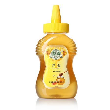 枣阳特产 自然环境野生蜂蜜 多种花粉口味