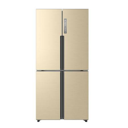海尔/Haier 海尔冰箱 BCD-458WDVMU1海尔干湿分储十字对开冰箱;干湿分储技术