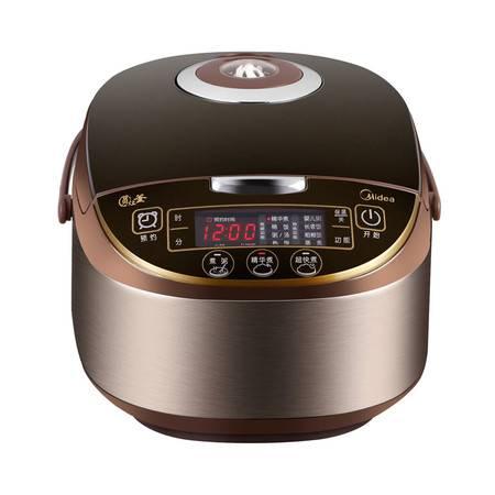 美的/MIDEA MB-WFS4017TM    电饭煲 4L容量 圆灶釜底