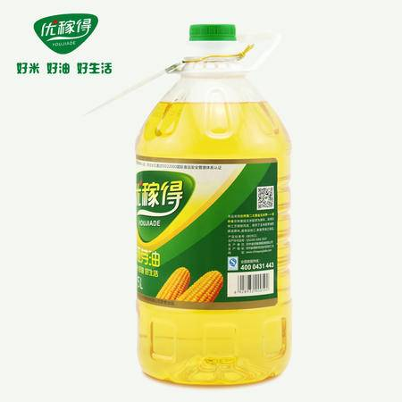 玉米胚芽油 5L/桶