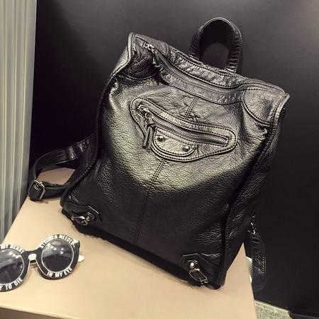 包邮  嘉诗纳包包2016新款双肩包女包背包日韩版潮流女学生包学院风女士旅行包
