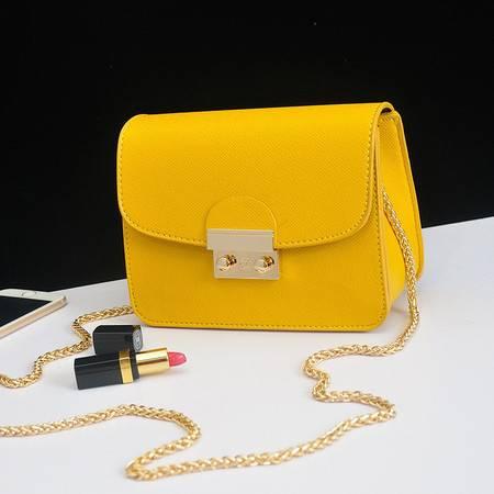 包邮 嘉诗纳2016新款女士韩版斜跨时尚女包单肩包斜挎包手机小包包链条小方包