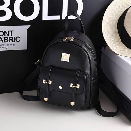 包邮 淑女芭莎女包2016新款包包女士韩版双肩包时尚女包斜挎单肩手提包