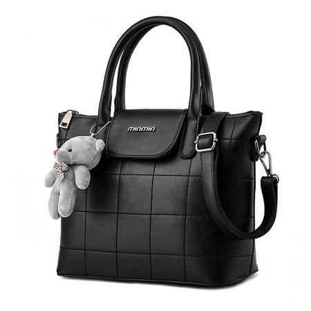 包邮 淑女芭莎 女包2016新款包包女OL通勤包定型时尚女包斜挎单肩手提包小盖子女包