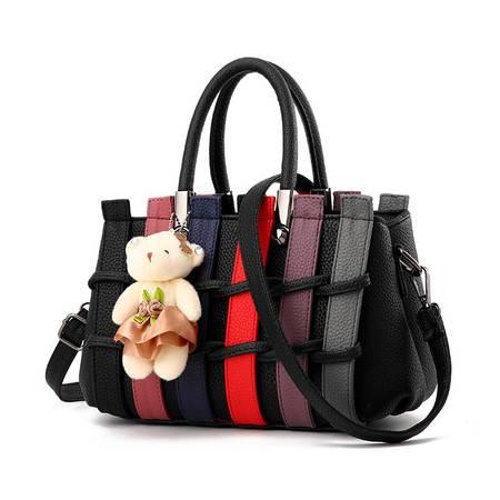 包邮 淑女芭莎女包2016新款包包女韩版定型甜美时尚女包斜挎单肩手提包