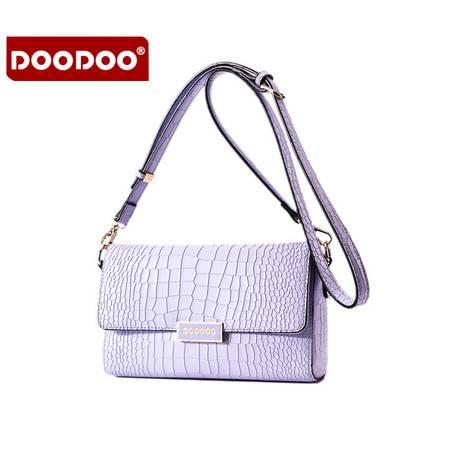 包邮 DOODOOo时尚小包包2016新款冬季季单肩女士包包百搭女包迷你斜挎包
