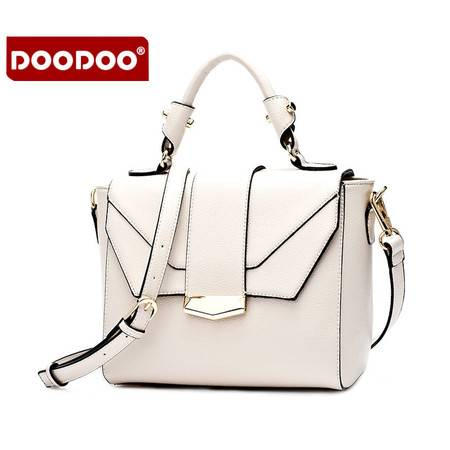 包邮 DOODOO包包2016新款女包 冬季时尚日韩版小包斜挎包女休闲手提包