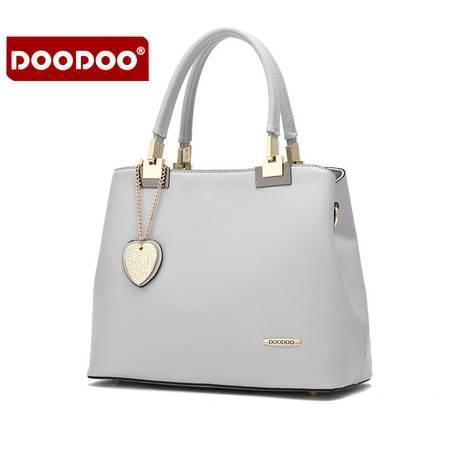 包邮 DOODOO女包2016新款时尚潮流女士包包女式手提包单肩包斜挎包