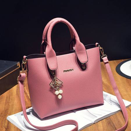 包邮 淑女芭莎 女包2016新款包包女韩版定型甜美时尚女包斜挎单肩手提包 手提盖女包