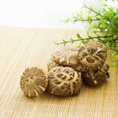 保康特产农家自种椴木花菇 襄阳特级花菇  花菇干货农家椴木花菇