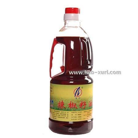 筝阳辣椒籽油辣油辣椒油红油火锅烧烤麻辣烫凉菜调料4瓶包邮1.4L
