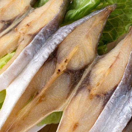 徐闻特产腌制野生金鲳鱼350克淡晒冰鲜 深海水产金仓鱼干鱼肉片干