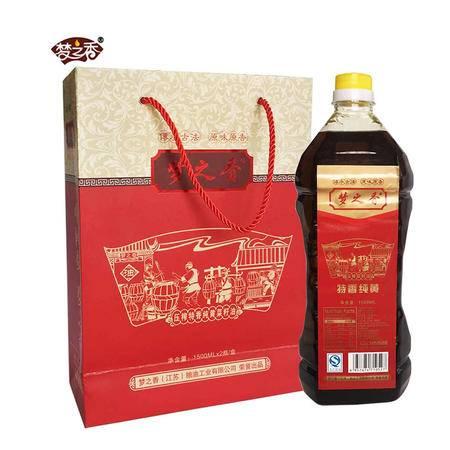 梦之香 梦之香特香纯黄菜油1.5L*2