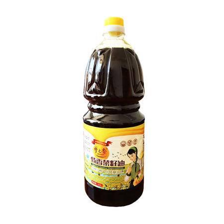梦之香 梦之香头道香菜籽油2.5L