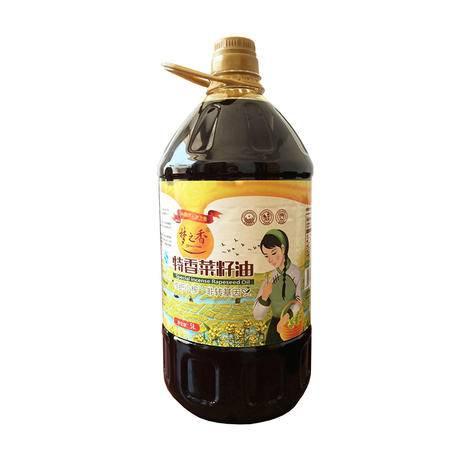 梦之香 梦之香特香菜籽油5L