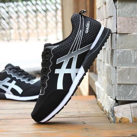 AW新款休闲男鞋时尚轻便潮流运动鞋青年学生跑步单鞋子