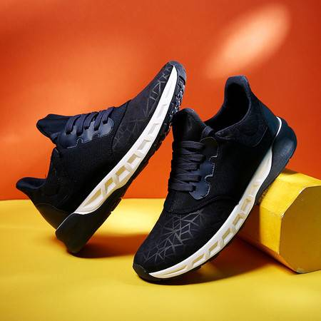 XP秋款韩版男士运动鞋 潮流男鞋学生休闲鞋男式板鞋子