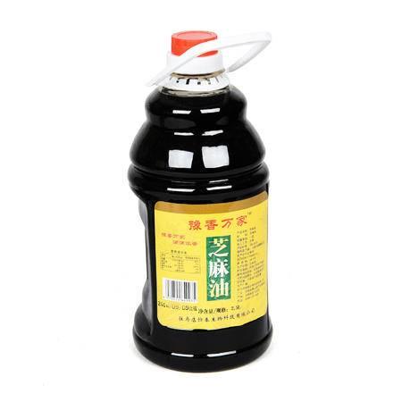 【邮乐河南】  豫香万家  芝麻油 2.5L  河南.驻马店.确山