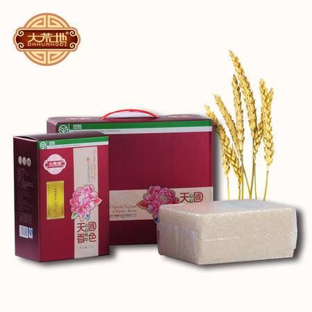 【大荒地  东福米业】国色天香 绿色认证 东北新大米贡米5kg