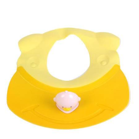 运智贝宝宝洗头帽 可调节宝宝洗发帽 护眼护耳儿童浴帽儿童洗澡 b