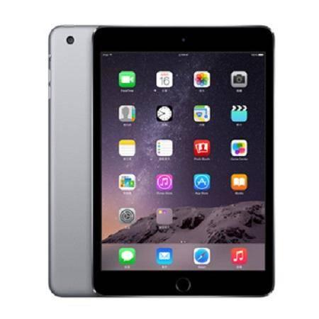 苹果/APPLE iPad mini 3 16G WLAN+Cellular 移动4G上网 深空灰色