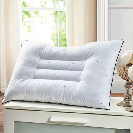 远梦(YOURMOON) 枕头枕芯护颈枕学生舒适保健单人抗菌防螨荞麦枕
