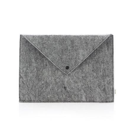 文件袋/简约羊毛毡文件夹/资料袋日式良品简约基本生活无印北欧风