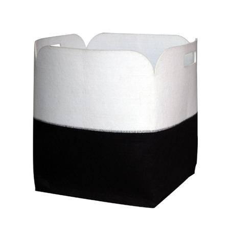 羊毛毡收纳篮储物篮 储藏袋收纳盒耐磨 日式无印基本良品生活风