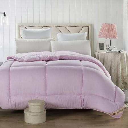 贝得赫家纺 冬被磨毛压花冬季被子保暖床上用品被芯200*230CM 6斤