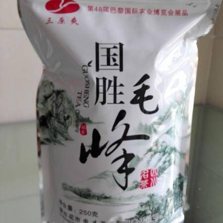 三原爽 国胜茶袋装250克