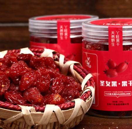 圣女果果干 果脯小西红柿干天然晾晒13.5元 多省包邮