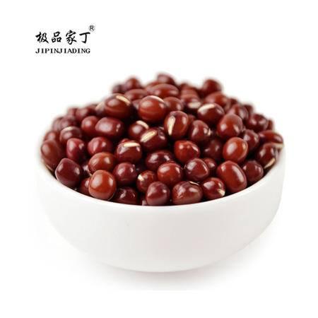 极品家丁 红豆360g东北特产五谷杂粮豆类红小豆农家种植非转基因